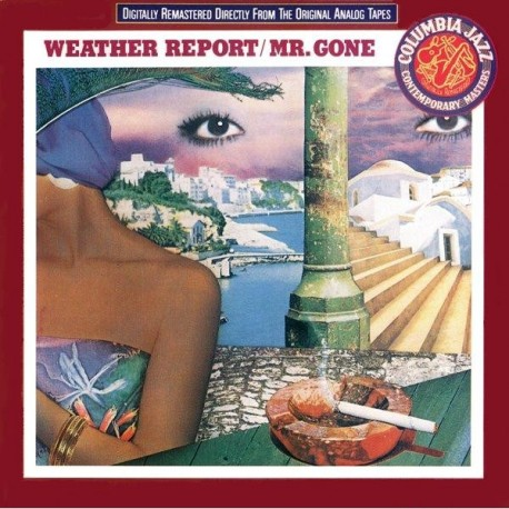 Weather Report - Mr. Gone - CD