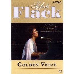 Roberta Flack - Golden Voice - DVD