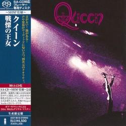 Queen - Queen - SHM-SACD
