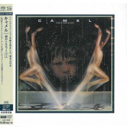 Camel - Rain Dances - Japan Cardboard Sleeve SHM-SACD
