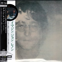 John Lennon - Imagine - Japan vinyl replica SHM-SACD