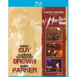 Carlos Santana Presents Blues Live At Montreux 2004 - Blu-ray
