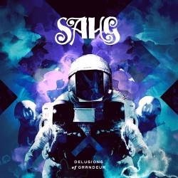 Sahg - Delusions Of Grandeur - Limited edition LP