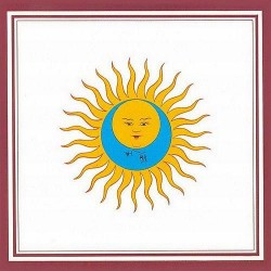 King Crimson - Larks Tongues In Aspic - CD-HDCD