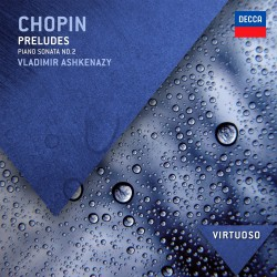 Frederic Chopin - Preludes / Piano Sonata No.2 - CD