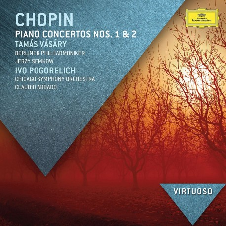 Frederic Chopin - Piano Concertos No.1 & 2 - CD