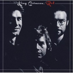 King Crimson - Red - CD-HDCD