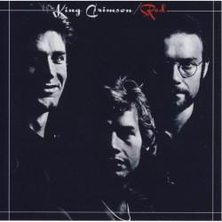 King Crimson - Red - CD-HDCD