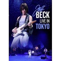 Jeff Beck - Live In Tokyo - DVD