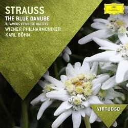 Johann Strauss - The Blue Danube & Famous Viennese Waltzes - CD