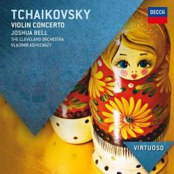 Pyotr Ilyich Tchaikovsky - Violin Concerto / Serenade - CD