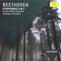 Ludwig van Beethoven - Symphonies Nos.5 & 7 - CD