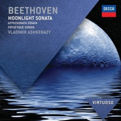 Ludwig van Beethoven - Moonlight Sonata - CD