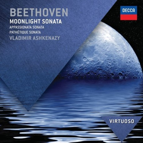 Ludwig van Beethoven - Moonlight Sonata - CD