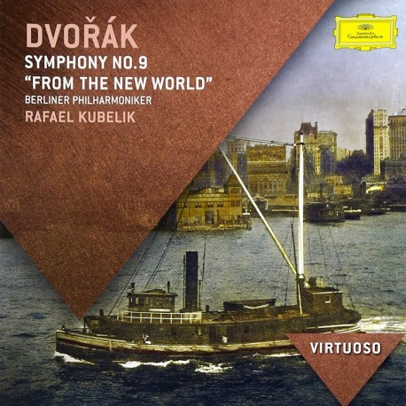 Antonin Dvorak - Symphony No.9 - New World - CD