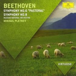 Ludwig van Beethoven - Symphonies Nos.6 & 8 - CD