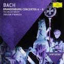 Johann Sebastian Bach - Brandenburg Concertos 4-6 - CD