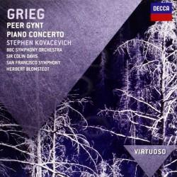 Edvard Grieg - Peer Gynt / Piano Concerto - CD
