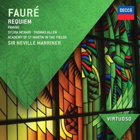 Gabriel Fauré - Requiem - CD