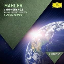 Gustav Mahler - Symphony No.5 - CD