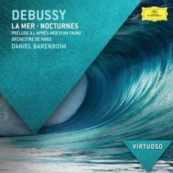 Claude Debussy - La mer / Nocturnes - CD