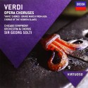 Giuseppe Verdi - Opera Choruses - CD
