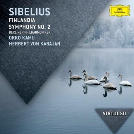 Jean Sibelius - Finlandia / Symphony No.2 - CD