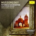 Modest Mussorgsky - Pictures At An Exhibition - CD