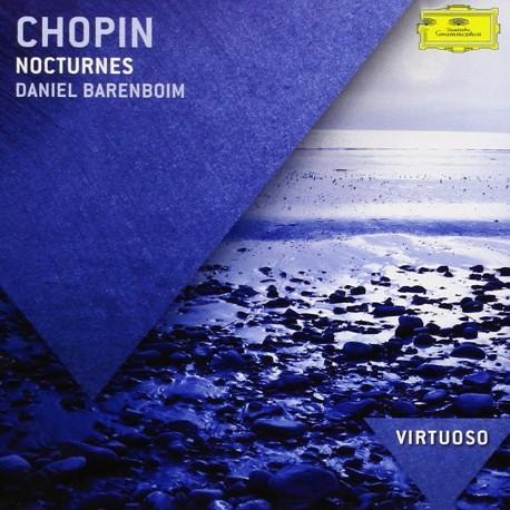 Frederic Chopin - Nocturnes - CD