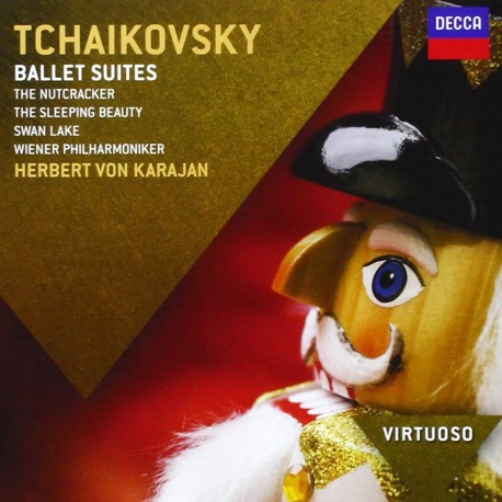 Pyotr Ilyich Tchaikovsky - Ballet Suites - CD