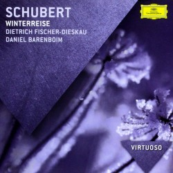 Franz Schubert - Winterreise - CD