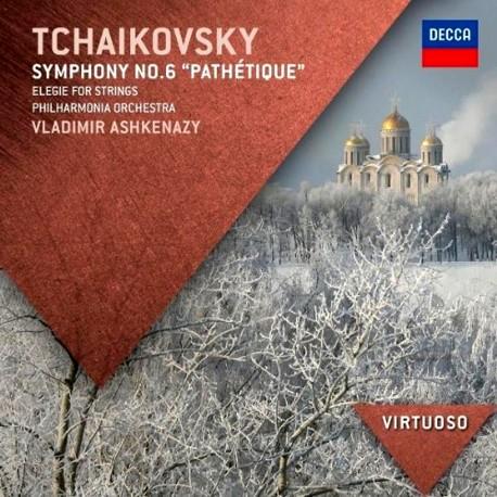 Pyotr Ilyich Tchaikovsky - Symphony No.6 - CD