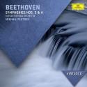 Ludwig van Beethoven - Symphonies No.2 & 4 - CD