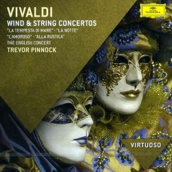 Antonio Vivaldi - Wind & String Concertos - CD