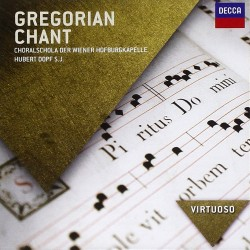 Gregorian Chant - Choral Schola of the Wiener Hofburgkapelle - CD