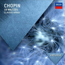 Frederic Chopin - 19 Waltzes - CD
