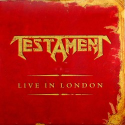 Testament - Live In London - CD
