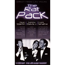 Rat Pack - Direct From Las Vegas - 4CD Long Digipack