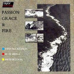 John Mclaughlin / Al Di Meola / Paco De Lucia - Passion, Grace & Fire - CD