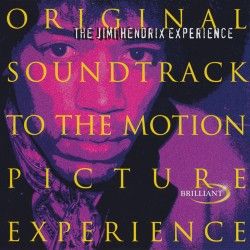 Jimi Hendrix Experience - Original Soundtrack to the Motion Picture Experience - CD