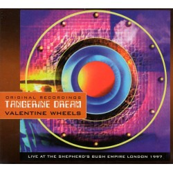 Tangerine Dream - Valentine Wheels - CD Digipack