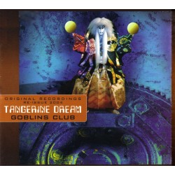 Tangerine Dream - Goblins Club - CD Digipack