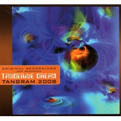 Tangerine Dream - Tangram 2008 - CD Digipack