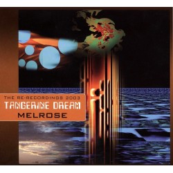 Tangerine Dream - Melrose - CD Digipack