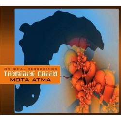 Tangerine Dream - Mota Atma - CD Digipack
