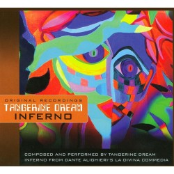 Tangerine Dream - Inferno - CD Digipack