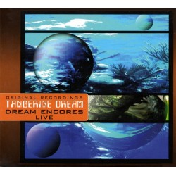 Tangerine Dream - Dream Encores - CD Digipack