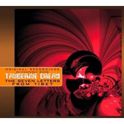 Tangerine Dream - Seven Letters From Tibet - CD Digipack