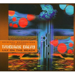 Tangerine Dream - Lily On The Beach - CD Digipack