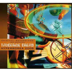 Tangerine Dream - Hyperborea 2008 - CD Digipack